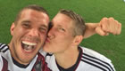 Winning is a habit! Lukas Podolski issues Arsenal rallying cry