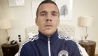 Podolski hints at Arsenal exit