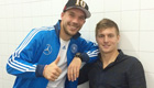 Photo: Arsenal's Lukas Podolski reflects on 'great' year for Germany