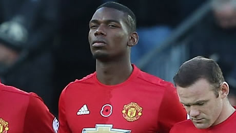 Gary Lineker reacts to Paul Pogba's goal in Man United's 3-0 win at Young Boys