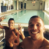 Photo: Arsenal star Alexis Sanchez tweets for the first time
