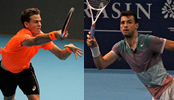 Basel 2013: Rising stars Dimitrov & Pospisil line up for Federer