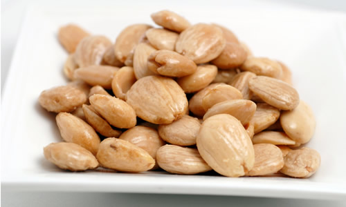 post workout snack almonds