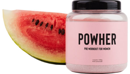 Powher pre workout for women