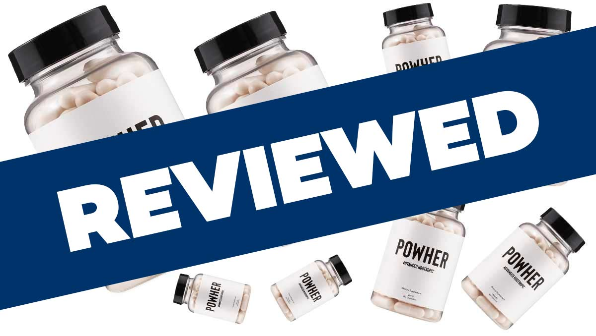 Powher Nootropic Review