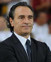 Cesare Prandelli: Italy squad 'shocked' by Riccardo Montolivo injury