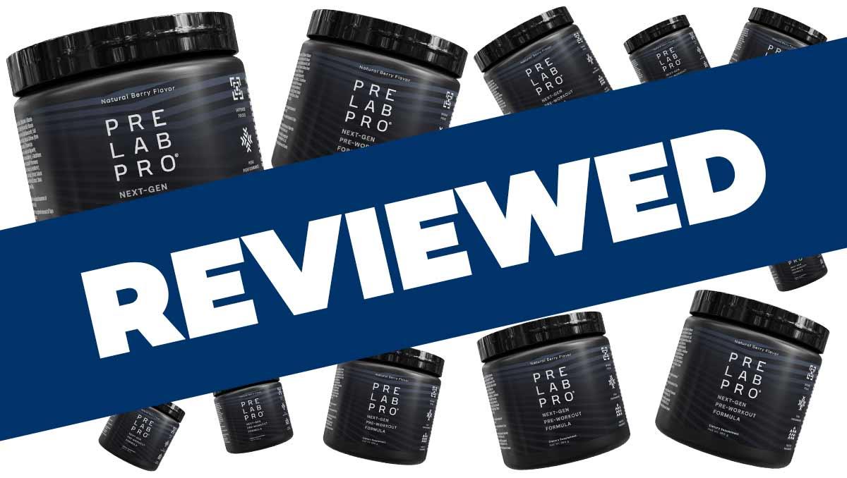 Pre Lab Pro Review