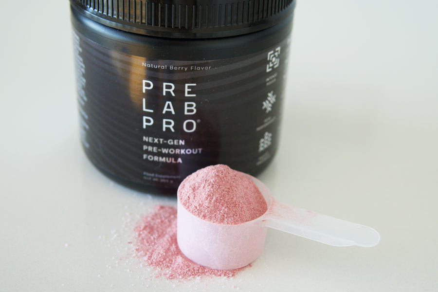 Pre Lab Pro Supplement