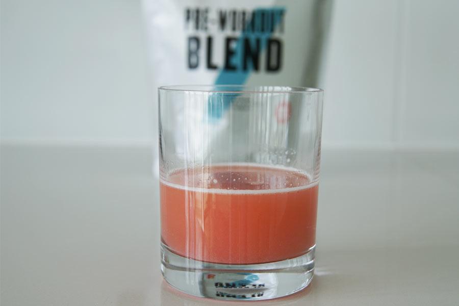 Pre-Workout Blend by Myprotein