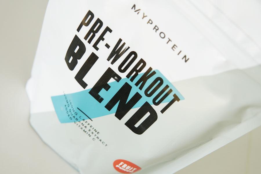 Pre-Workout Blend Myprotein