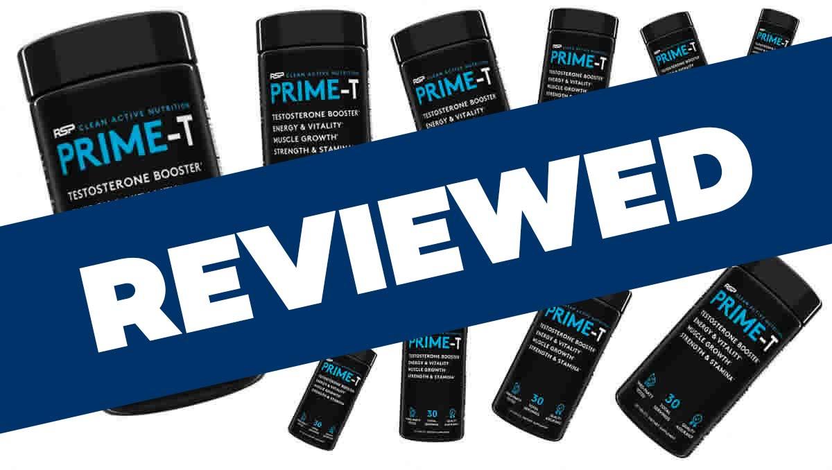 Prime-T RSP Nutrition Review