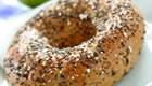High protein snacks: Try the new bagel with 24g of protein