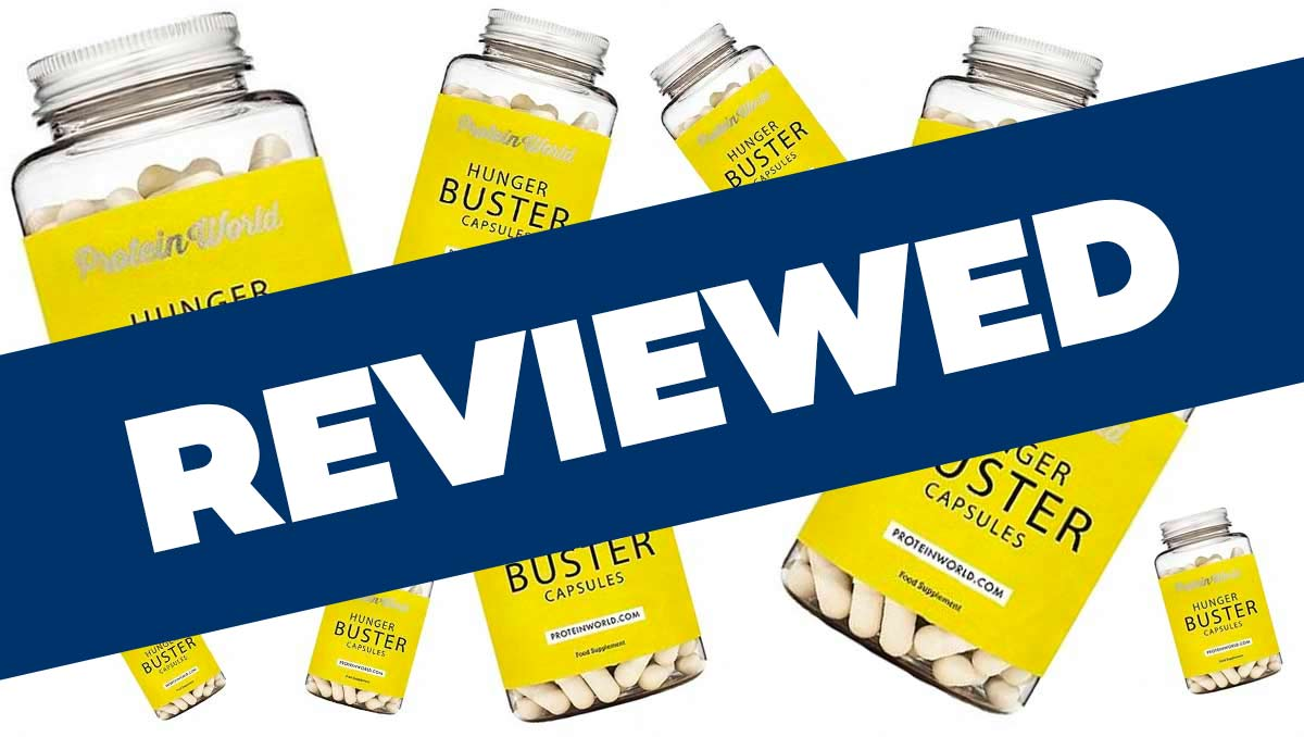 Protein World Hunger Buster Review