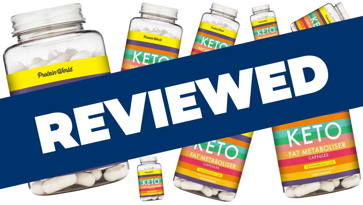 Protein World Keto Fat Metaboliser Capsules Review