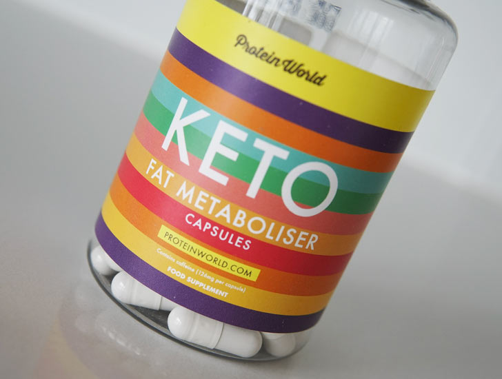 Protein World Keto Fat Metabolisers Review