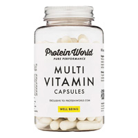 Protein World Multi Vitamin Capsules