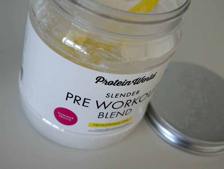 Protein World Pre Workout Supplement