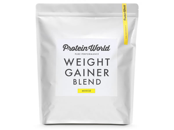 protein world weight gainer