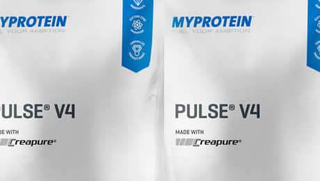 Pulse V4 Myprotein review