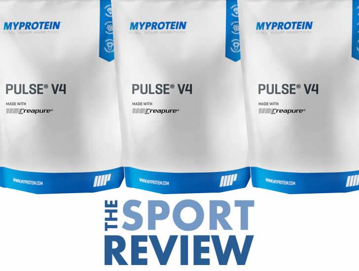 pulse v4 myprotein