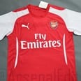PICTURE: Is this Arsenal's new Puma home kit?