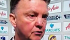 Watch Man United's Louis van Gaal mistakenly say 'Queens Park Raisins'
