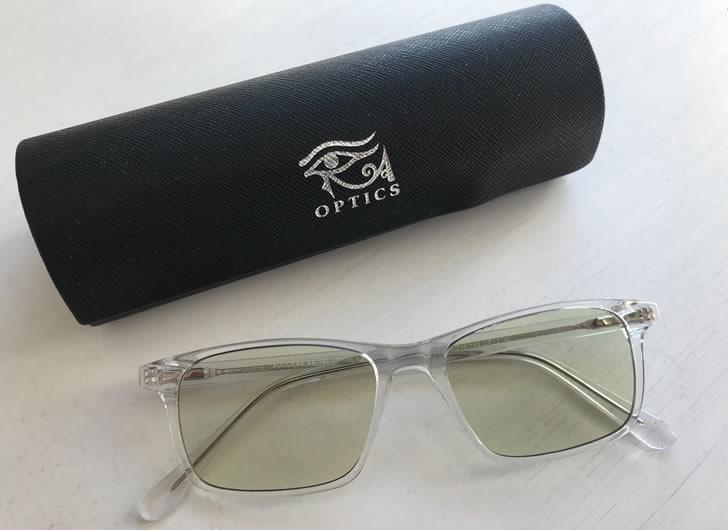Ra Optics Ultimate Day Glasses case