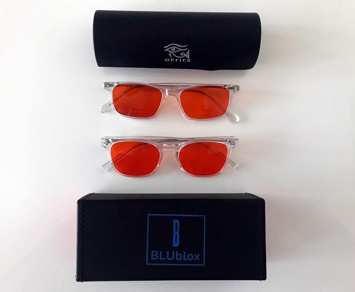 Ra Optics vs BLUblox Frames