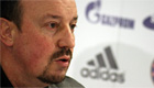 Benitez urges Liverpool to look to the future