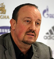 Departing Rafael Benítez predicts bright future for Chelsea