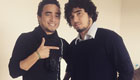 Photo: Man Utd's Rafael da Silva poses for snap with his hero