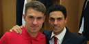 Arsenal transfers: Mikel Arteta's agent rejects exit talk