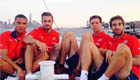 Ramsey remembers Arsenal tour on Throwback Thursday