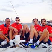 Photo: Aaron Ramsey remembers Arsenal tour on Throwback Thursday