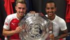 Photo: Arsenal star Aaron Ramsey sets sights on more silverware