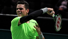 Raonic 'puts it all out there' to upset Nadal