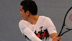Raonic reaches out for World Tour Finals with Basel win