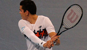 Milos Raonic reaches out for World Tour Finals with opening Basel win