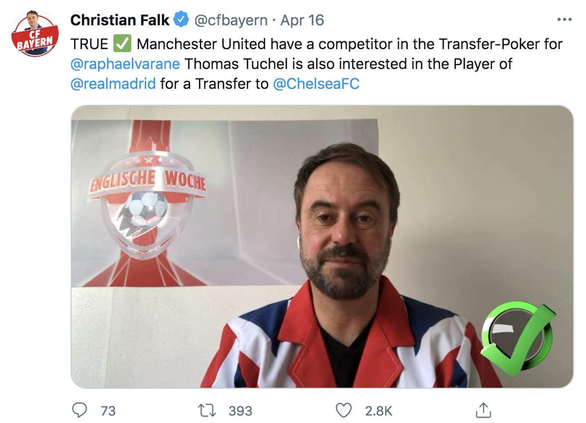 Christian Falk Raphael Varane