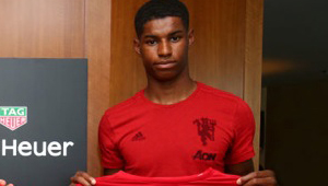 Marcus Rashford: This is what Jose Mourinho tells me to do for Man Utd