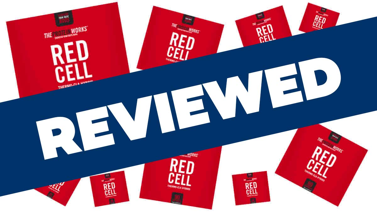 Red Cell The Protein Works Review