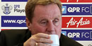 QPR manager Harry Redknapp reveals Peter Odemwingie regret