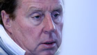 QPR transfers: Harry Redknapp replies to talk of move for Tottenham pair