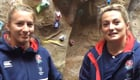 England star Vicky Fleetwood: Questions and answers