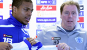 Arsenal transfers: QPR boss hints Loïc Rémy is keen on Gunners move