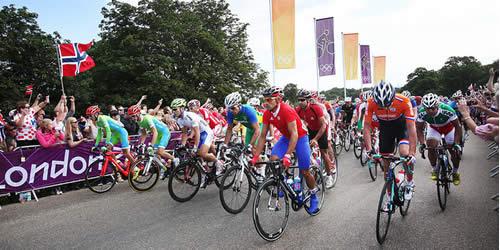 london 2012 road race