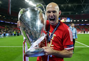 Bayern Munich 1 Arsenal 1: Robben a very good diver, claims Wenger