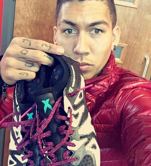 roberto firmino boots