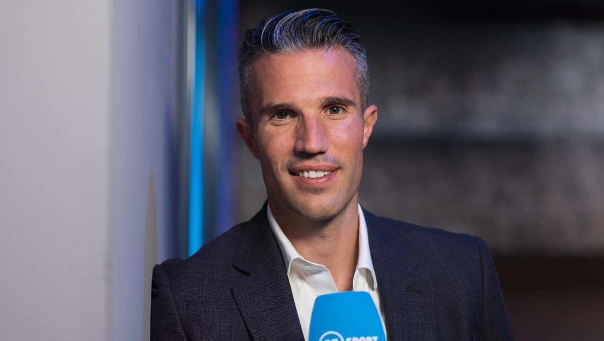 Robin van Persie tells Man United to sign Uruguay attacker - The Sport Review