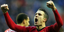 West Brom 5 Man Utd 5: Van Persie sets sights on more trophies